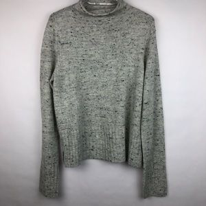Madewell Gray Speckled Sweater Large